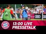 LIVE ? | Pressetalk mit Niko Kovac