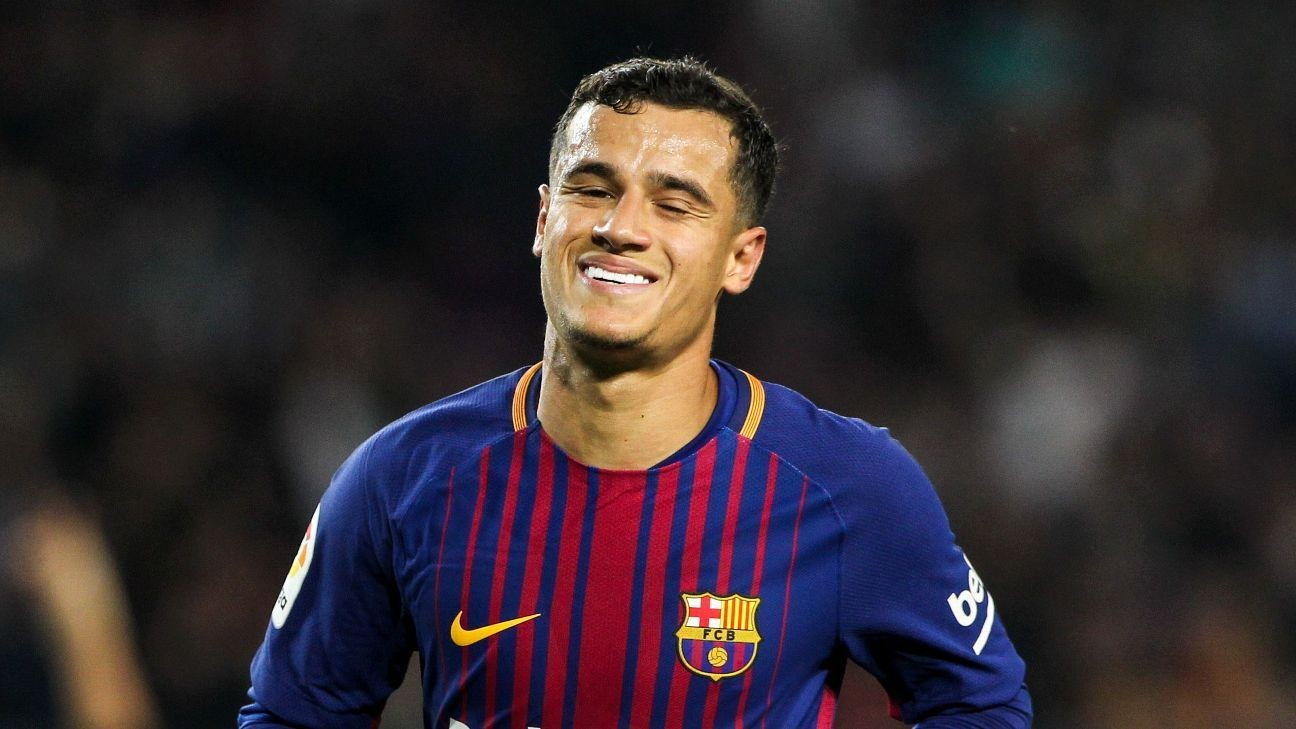 Philippe Coutinho boost for Barcelona after Portuguese citizenship granted - sources