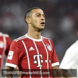 REAL MADRID interested in signing Bayern midfielder Thiago