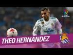 Theo Hernández, nuevo jugador de la Real Sociedad