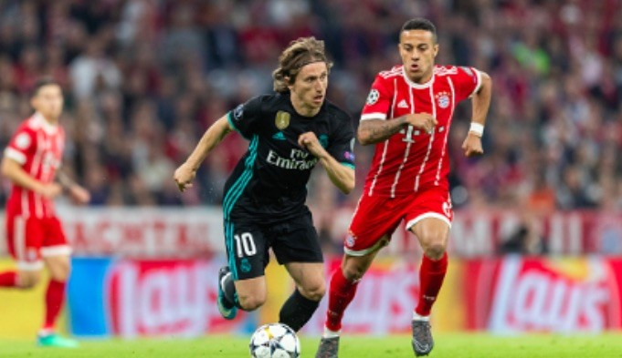 Bayern Munich midfielder key to Inter deal for Modric