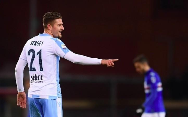 Lazio present ultimatum to rivals for Milinkovic-Savic