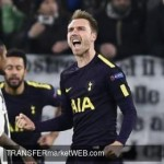 PSG submit Tottenham 3-digit cash bid for ERIKSEN