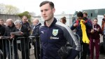 Burnley's Aiden O'Neill joins A-League side Central Coast Mariners on season loan
