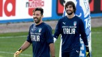Mattia Perin out to prove worthy heir to Gianluigi Buffon for Juventus and Italy