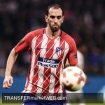 ATLETICO MADRID about to sign GODIN on deal extension