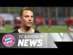 FC Bayern Begins Cup Season vs. Drochtersen/Assel