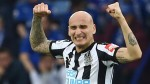Jonjo Shelvey: I have grown up at Newcastle with psychologist's help
