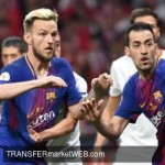 PSG want one out of RAKITIC and BUSQUETS in