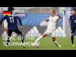 Giulia GWINN - GOAL OF THE TOURNAMENT Nominee
