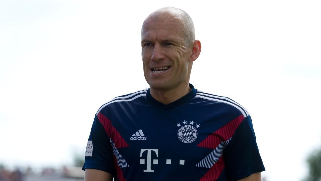 competitive price 5fb58 5fa72 Arjen Robben: Leaving Real Madrid for Bayern Munich the ...