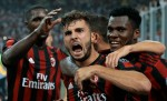 Late Cutrone strike gives AC Milan win over Roma