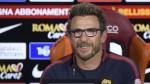 Di Francesco: Roma were very naive against AC Milan