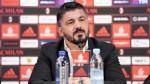 Gattuso: AC Milan played good football and showed character