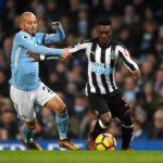 Christian Atsu sets goal scoring target ahead of new season