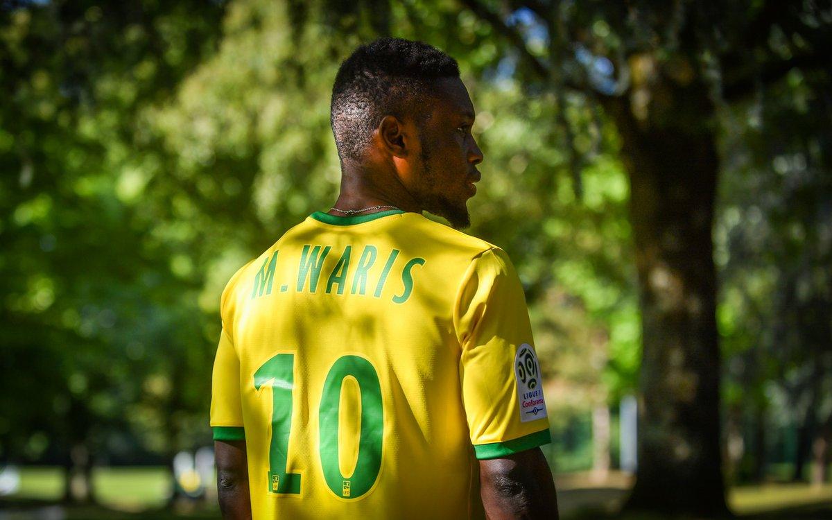 Ghana forward Majeed Waris target fresh start at FC Nantes