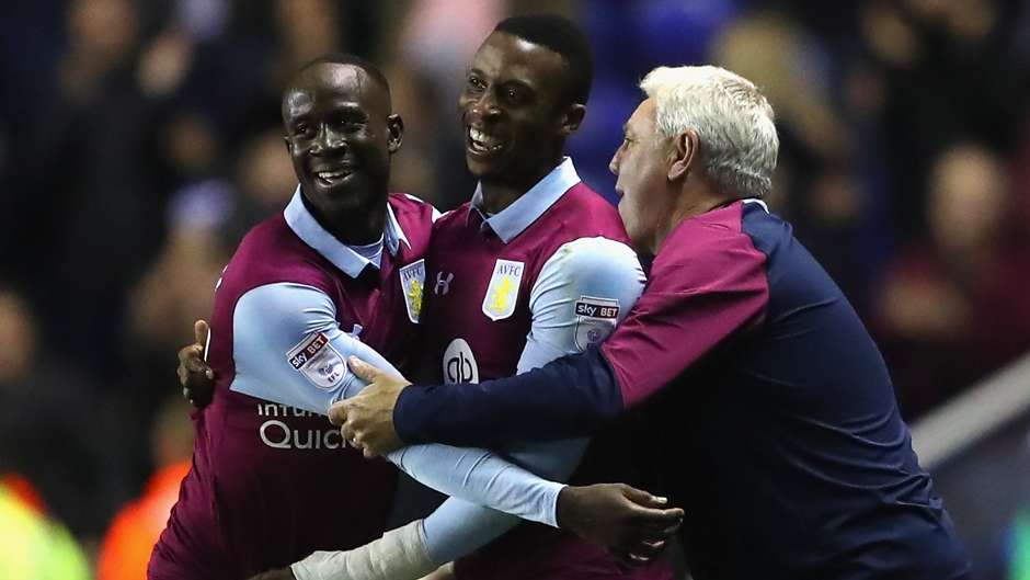 Albert Adomah excels in Aston Villa win over Hull City in season opener