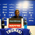 Deportivo Alaves boss satisfied with the signing of Ghana forward Patrick Twumasi