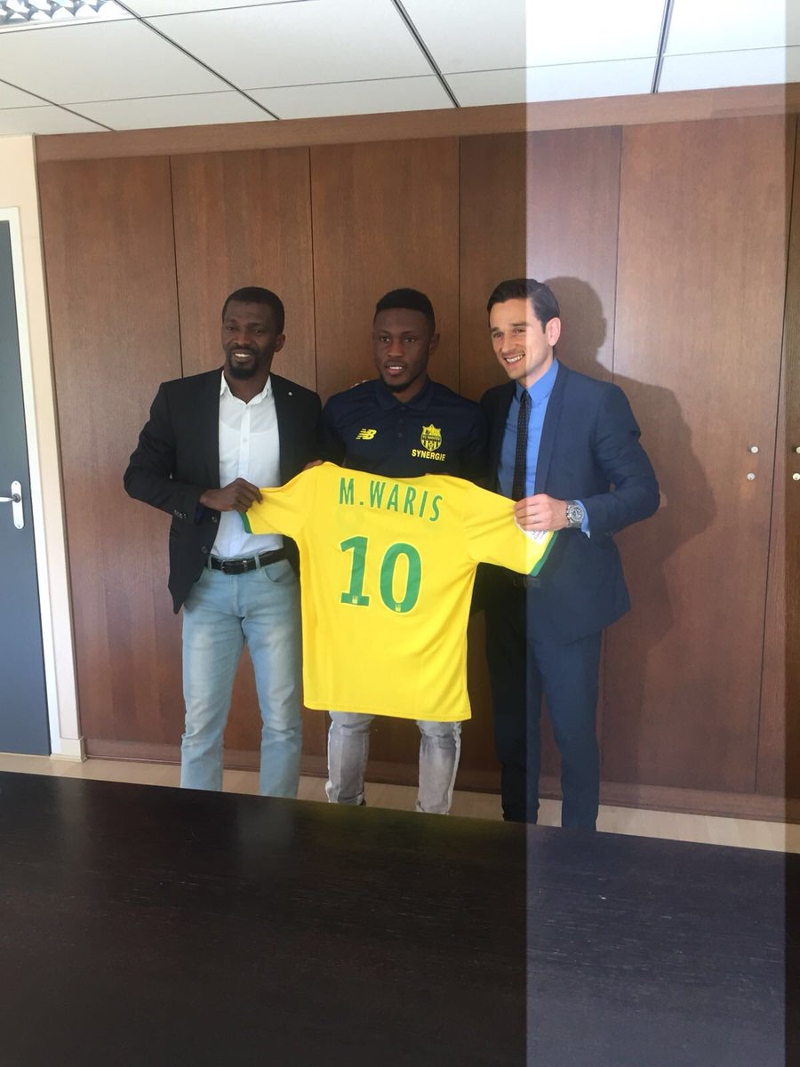 BREAKING NEWS: Majeed Waris completed FC Nantes loan switch