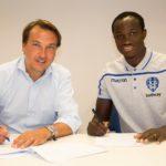 Ghana forward Raphael Dwamena sends farewell message to FC Zurich supporters