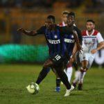 Inter Milan boss Luciano Spalletti hails Ghana's Kwadwo Asamoah