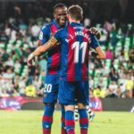 La Liga opener win over Real Betis excites Levante striker Rafael Dwamena