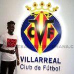 Emmanuel Lomotey joins Spanish giants Villarreal CF