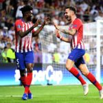Thomas Partey grabs assists as Atletico Madrid beat Real Madrid to lift UEFA Super Cup