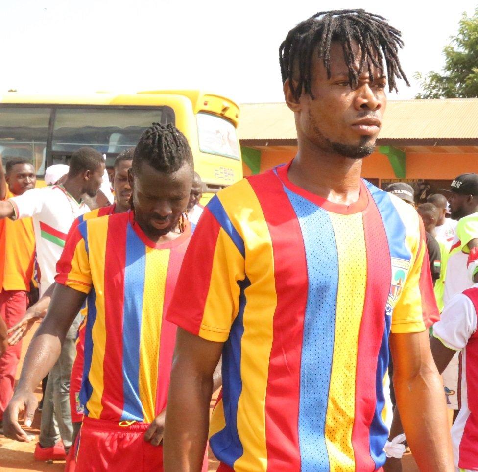 Benjamin Agyare returns to Hearts of Oak training after sustaining waist injury ahead of Kotoko clash
