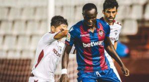 Spanish side Levante not thinking of selling Raphael Dwamena