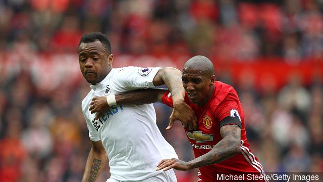 Jordan Ayew joins Crystal Palace on a season long loan