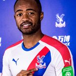 Jordan Ayew's manager Roy Hodgson signs contract extension at Crystal Palace