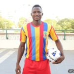Joseph Esso determined to emulate 'idol' and Hearts of Oak legend Stephen Appiah