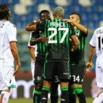 Kevin-Boateng and Alfred Duncan to miss Sassuolo's game with Sampdoria through injury