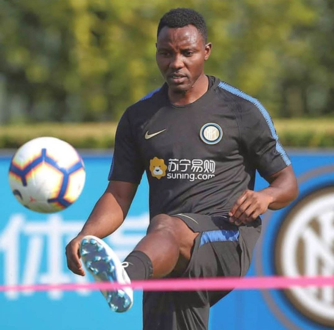 Kwadwo Asamoah ready for Ronaldo challenge in Serie A