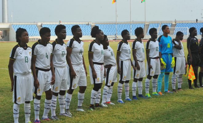 Black Princesses to arrive in Ghana today after FIFA U20 WWC exit