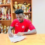 Patrick Asmah's move to Slovakian side FK Senica confirmed by Atalanta FC