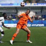 U-20 WWC: Netherlands whips Ghana Princesses 4-0