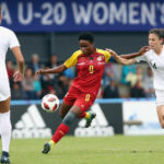 I failed to perform due to Priscilla Adubea's absence at the World Cup - Sandra Owusu Ansah