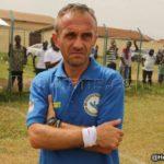 Berekum Chelsea coach Svetislav Tanasijevic joins Ashgold on a one year deal