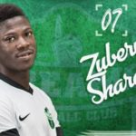 Dreams FC forward Zuberu Sharani joins Czech side AC Sparta Prague