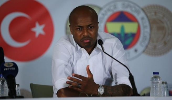Fenerbahce coach reveals why Andre Ayew was left out of Champions League defeat to Porto
