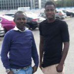 Dreams FC top executive visits Baba Rahman ahead of Bundesliga season