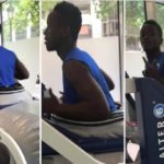Emmanuel Boateng takes firm steps to recover from a knee injury
