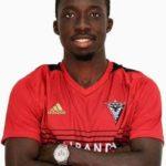 CD Mirandes  move excites Ghanaian winger Ernest Ohemeng