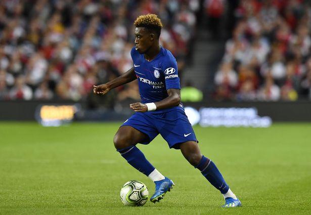 Callum Hudson-Odoi  set to leave Chelsea for Aston Villa