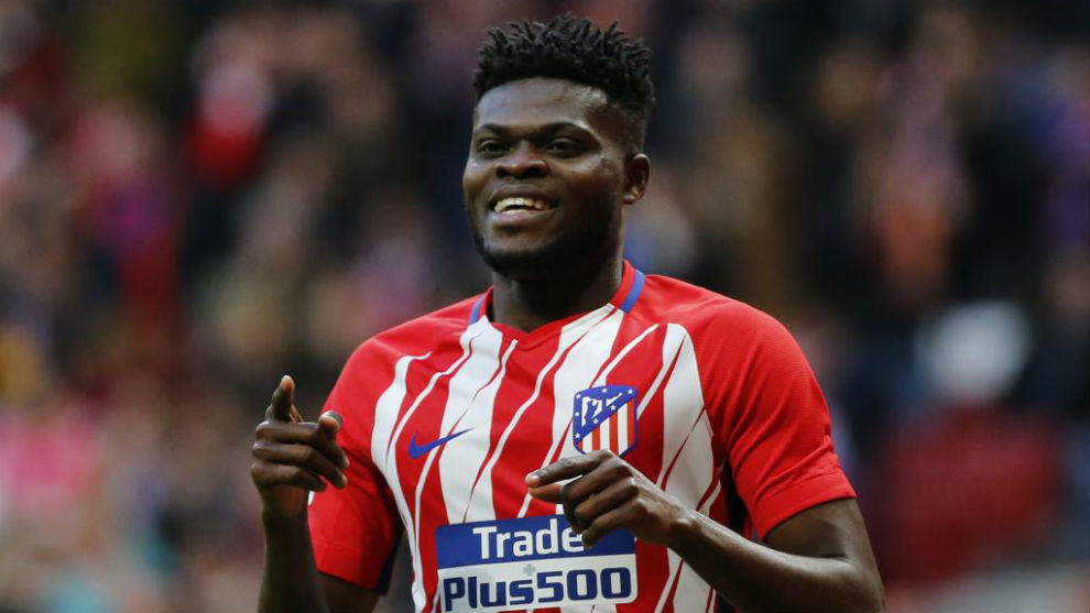 Thomas Partey ready to take his chances at Atletico after Huesca strike
