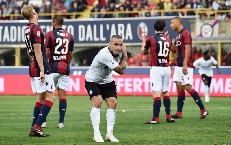 Ninja Nainggolan debuts with Inter goal and victory over Bologna