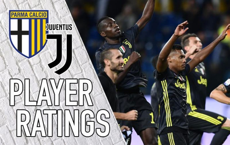 Juventus player ratings: Super Mario makes the difference