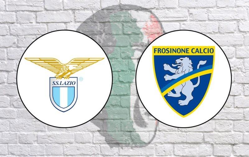 LIVE: Lazio v Frosinone